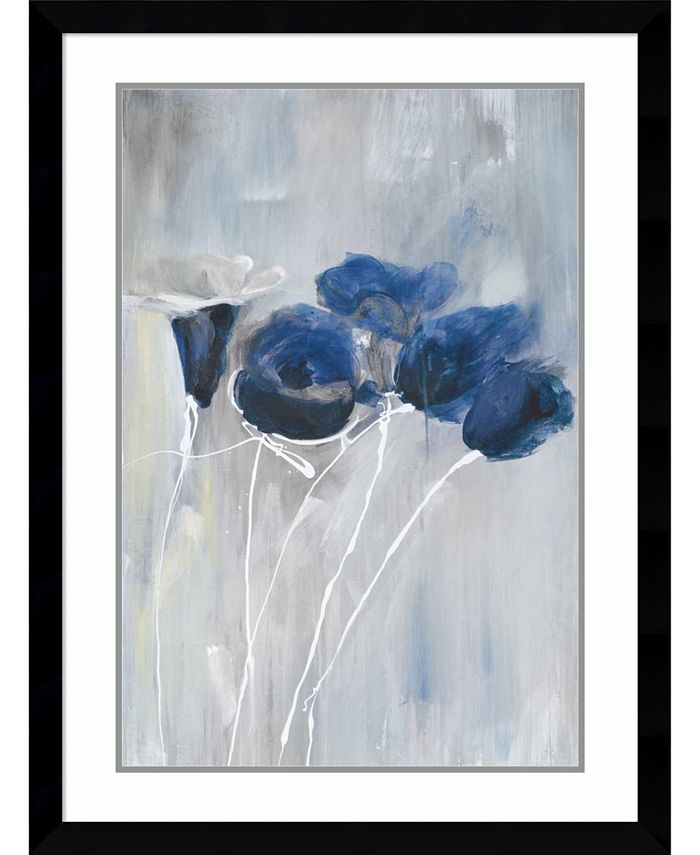 Amanti Art - Floral Chic 31x43 Framed Art Print