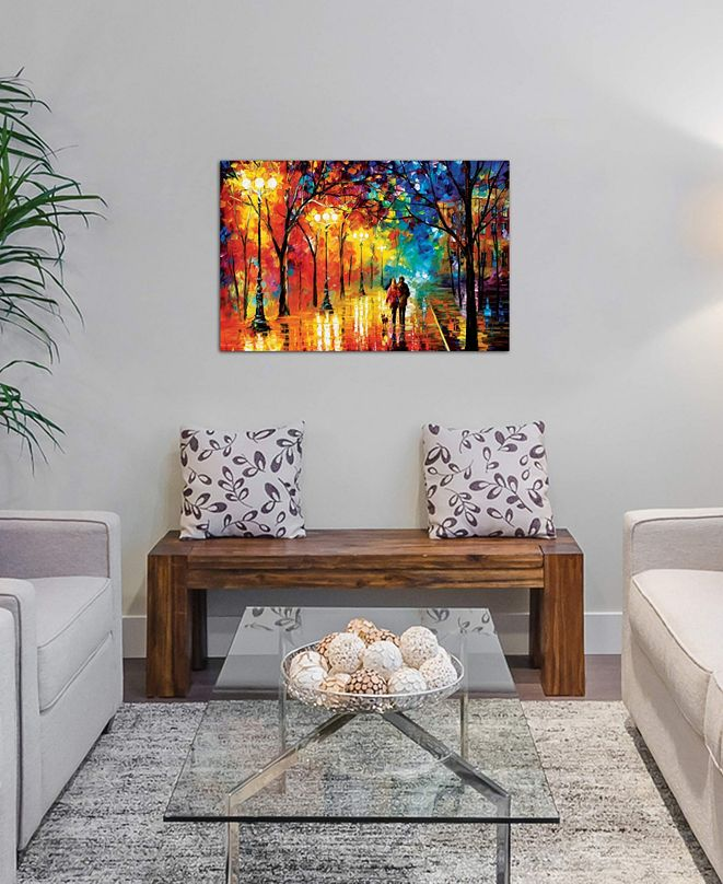 "iCanvas ""Romantic Evening"" by Leonid Afremov Gallery-Wrapped Canvas Print (26 x 40 x 0.75)"