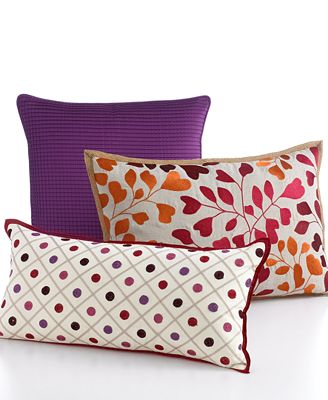 Martha Stewart Collection Decorative Pillows Bedding