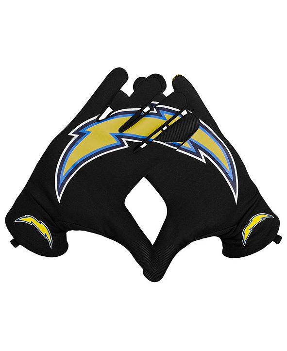 Nike Los Angeles Chargers Fan Gloves