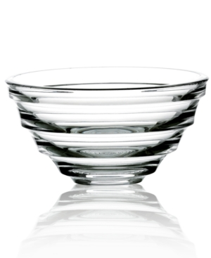 Baccarat Crystal Bowl, Equator Small