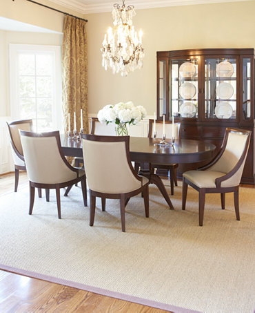 Martha Stewart Dining Room Furniture, Larousse - furniture - Macy's