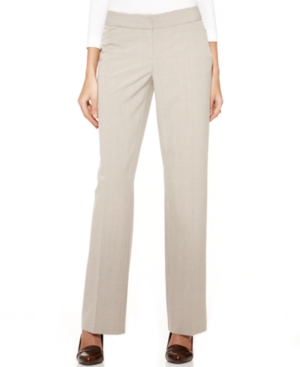 Alfani Pants Pattern Bootcut Trousers