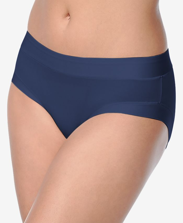 Warner's - Women's Plus Size Easy Does It Stretch Hipster RU9331P