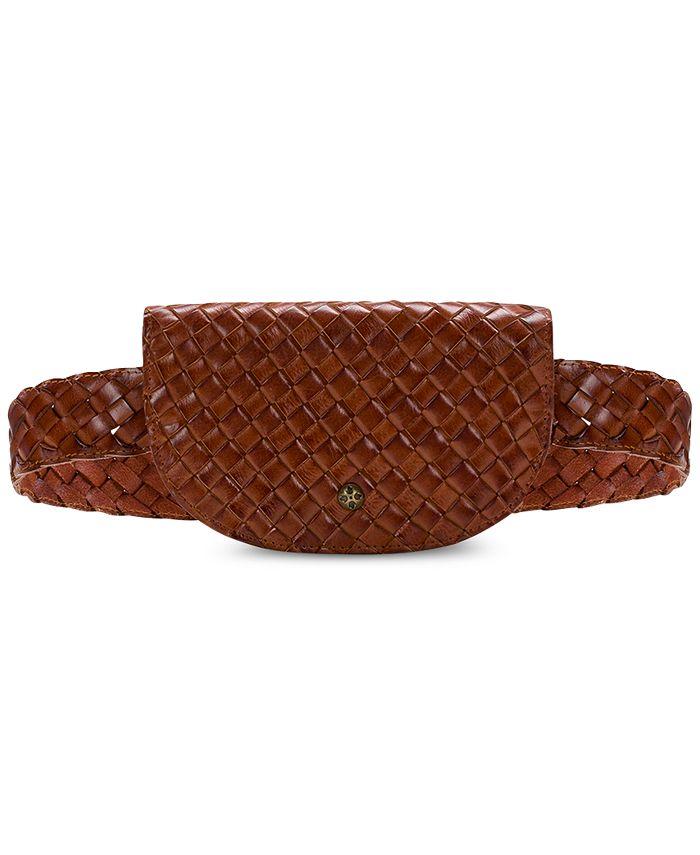 Patricia Nash - Woven Ponticelli Belt Bag