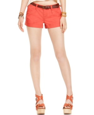 American Rag Shorts, Ricky Pleated Belted