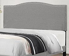 Kiley Upholstered King Headboard