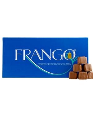 Frango Chocolate, 1 lb. Milk Toffee Box of Chocolates