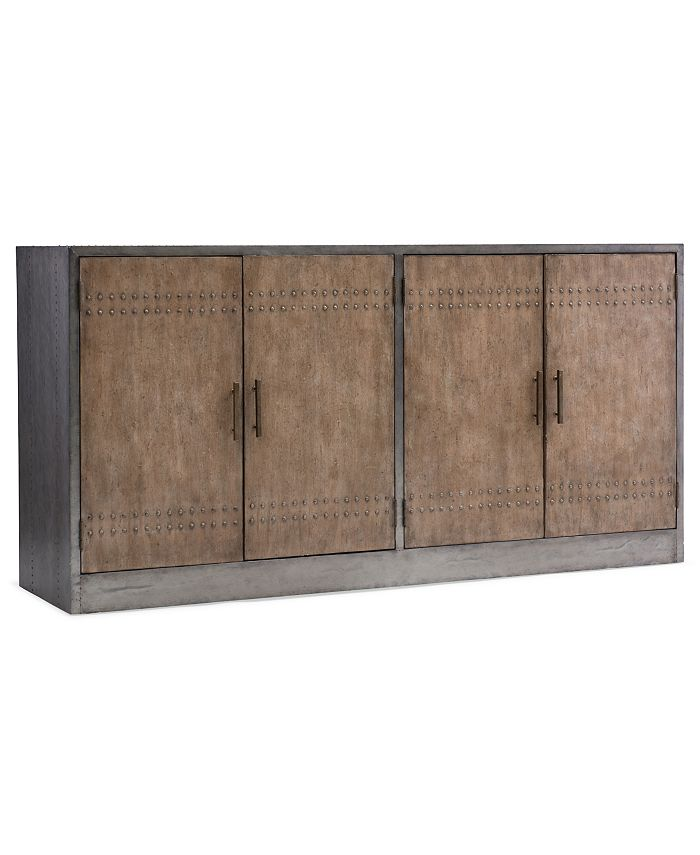 Hooker Furniture - Melange Cooper Four-Door Credenza