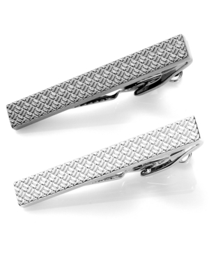 Kenneth Cole New York Tie Clip, Polished Hematite