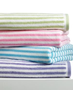 "Kassatex Bath Towels, Bambini Lines 16"" x 28"" Hand Towel"