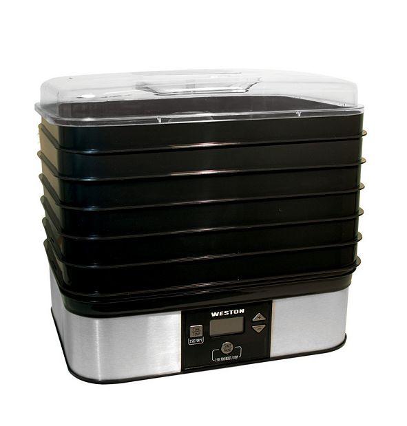 Weston 6-Tray Digital Dehydrator