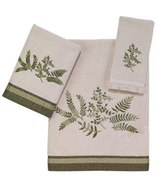 Greenwood Cotton Fingertip Towel