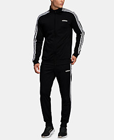 adidas Men's Essentials Tricot Track Collection