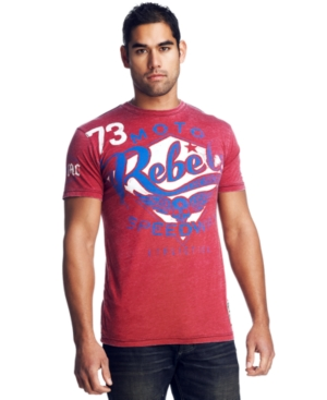 Afflcition T Shirt, Moto Rebel T Shirt
