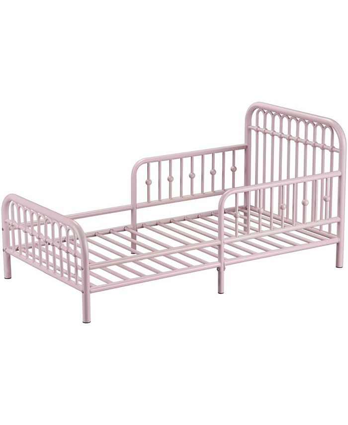 Little Seeds - Metal Toddler Bed