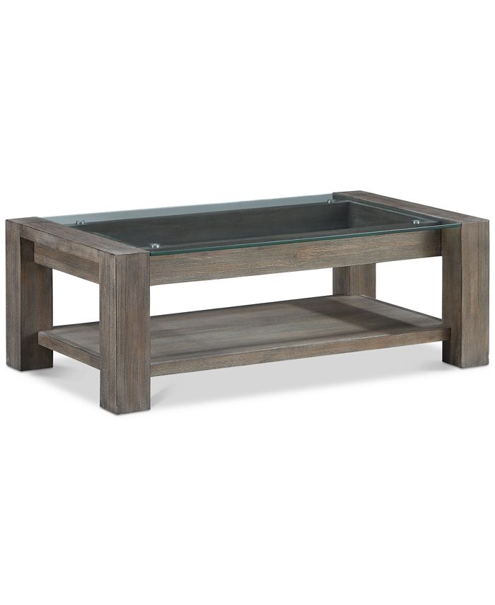 Furniture Closeout Sava Coffee Table Created For Macy S Reviews Furniture Macy S