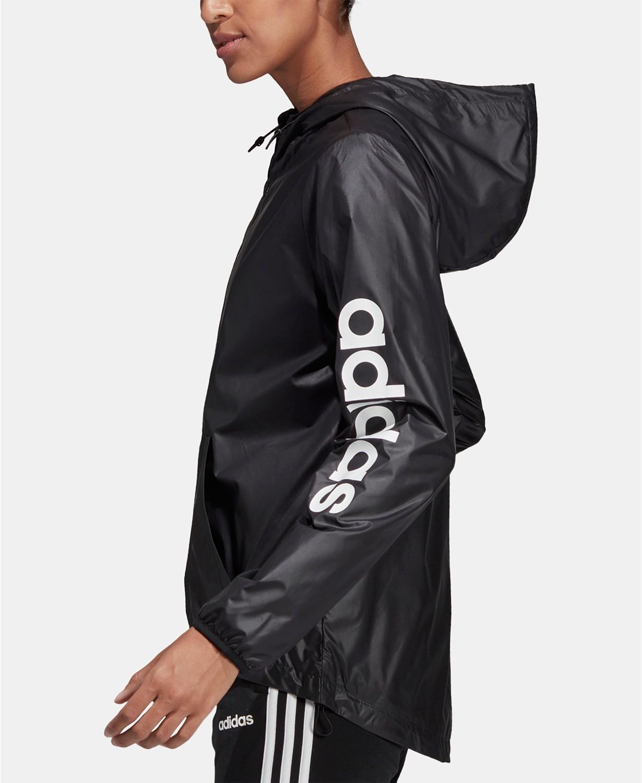 adidas Logo款冲锋衣