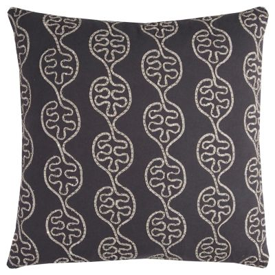 """20"""" x 20"""" Leaves in a Line Pillow Cover"""