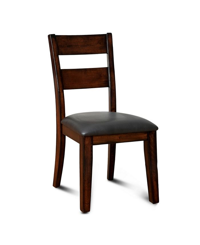 Furniture of America - Arlen Dining Chair (Set Of 2), Quick Ship