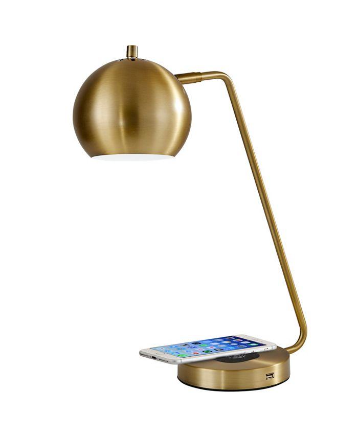 Adesso - Emerson LED Desk Lamp