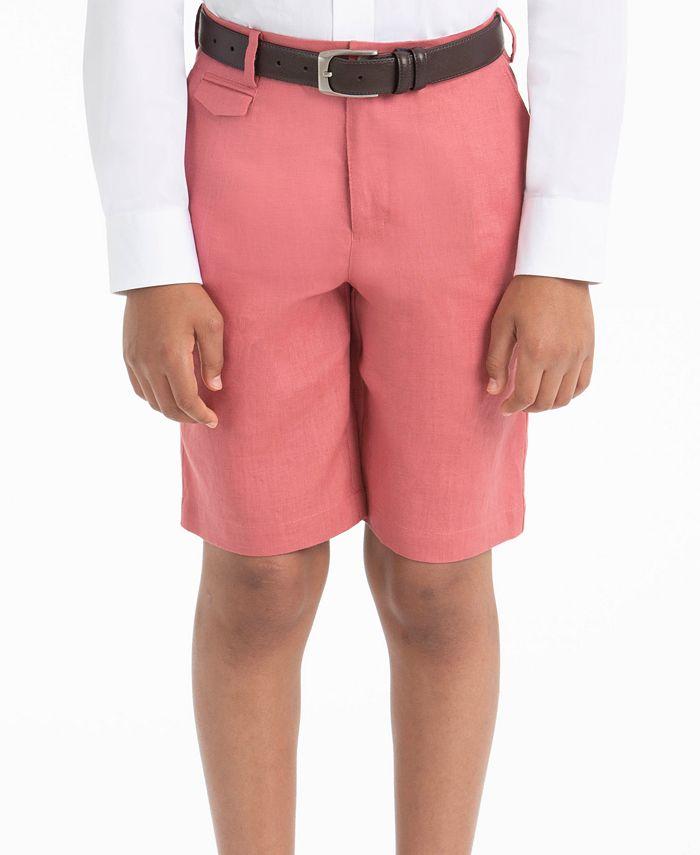Lauren Ralph Lauren - Big Boys Linen Shorts