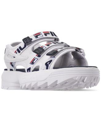 Disruptor Logo Athletic Sandals