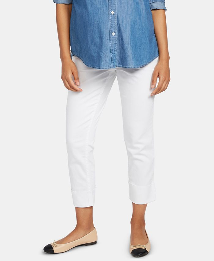 Indigo Blue - Maternity Skinny Jeans