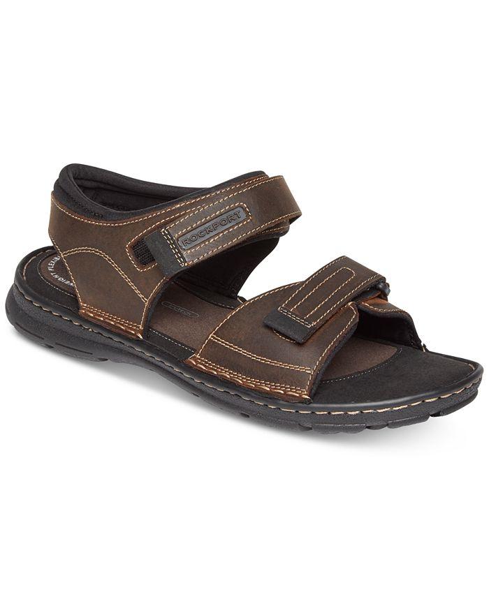 Rockport - Men's Darwyn Strap Sandals