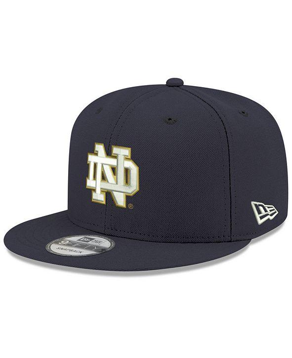 New Era Boys' Notre Dame Fighting Irish Core 9FIFTY Snapback Cap