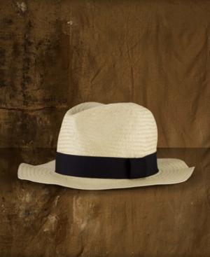 Denim & Supply Ralph Lauren Hat, Straw Fedora