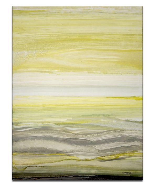 "Ready2HangArt 'Sun and Shadow' Canvas Wall Art, 30x20"""