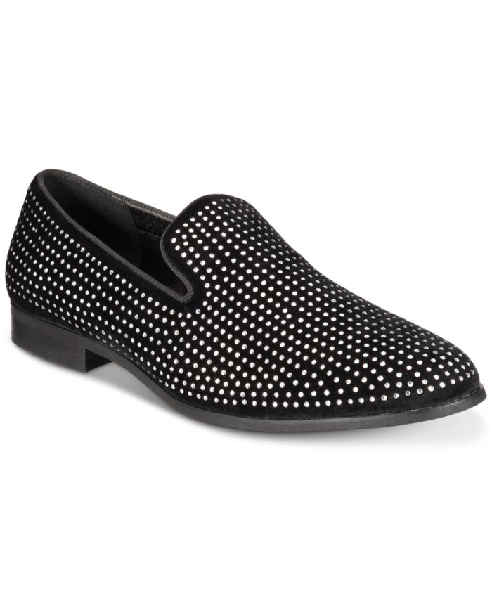 INC International Concepts INC Men's Wyatt Crystal Loafers, Created for Macy's  & Reviews - All Men's Shoes - Men - Macy's