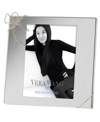 "Vera Wang Wedgwood Love Knots 5"" x 7"" Frame"