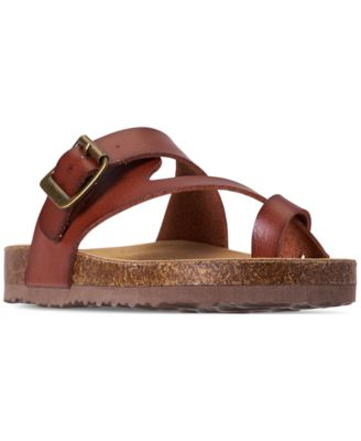 Steve Madden Big Girls Wedge Sandal
