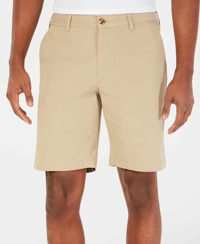 Club Room - Men's Regular-Fit Stretch Shorts