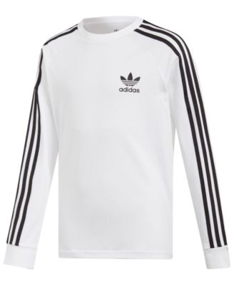 3-Stripes Long-Sleeve Shirt
