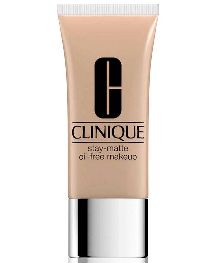 Clinique - Stay-Matte Oil-Free Makeup, 1 oz.