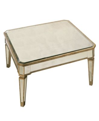 Marais Table Collection Mirrored Furniture Macy 39 S