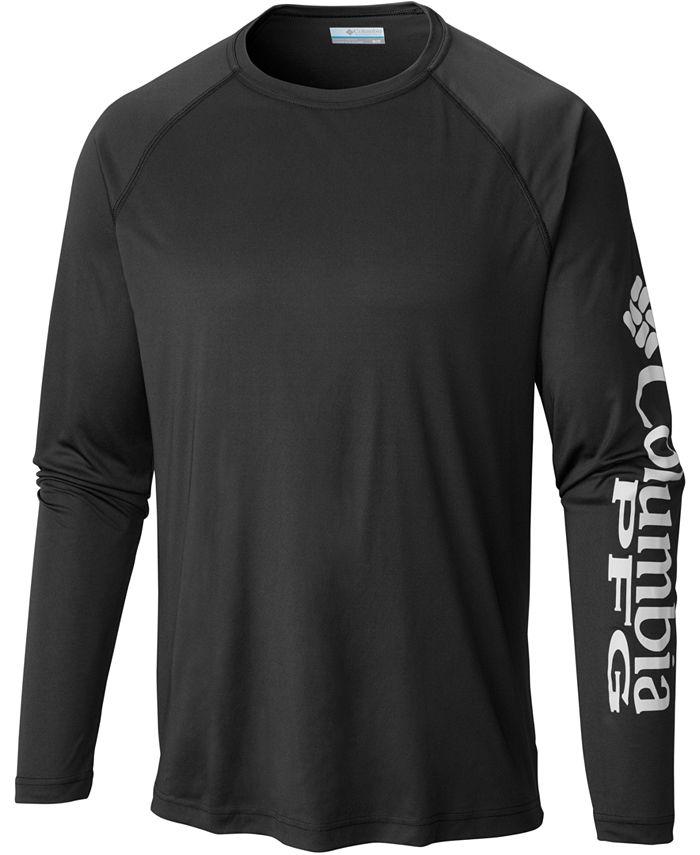 Columbia - Men's Terminal Tackle Long-Sleeve T-Shirt