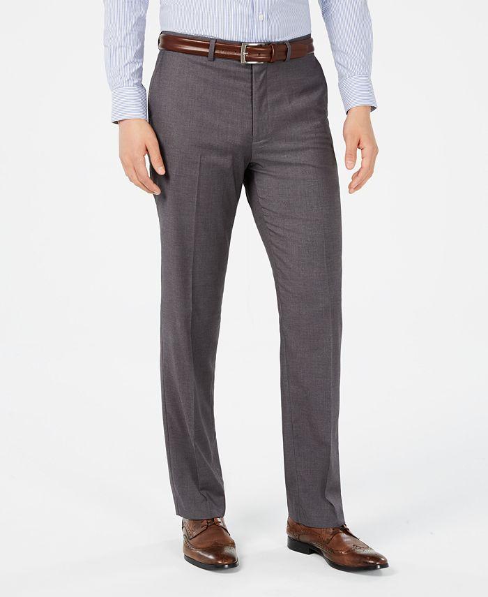 Dockers - Men's Classic-Fit Performance Stretch Solid Dress Pants