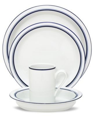 Dansk Dinnerware Christianshavn Blue Collection