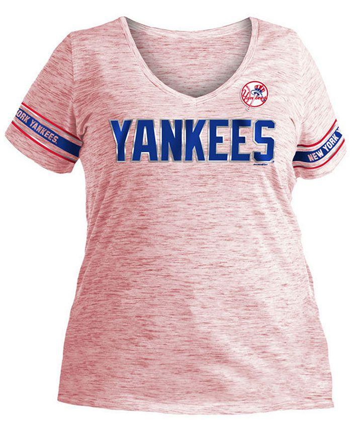 5th & Ocean - Space Dye Sleeve T-Shirt