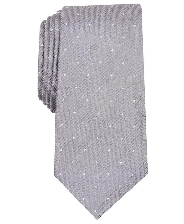 Alfani - Men's Geometric Dot Tie