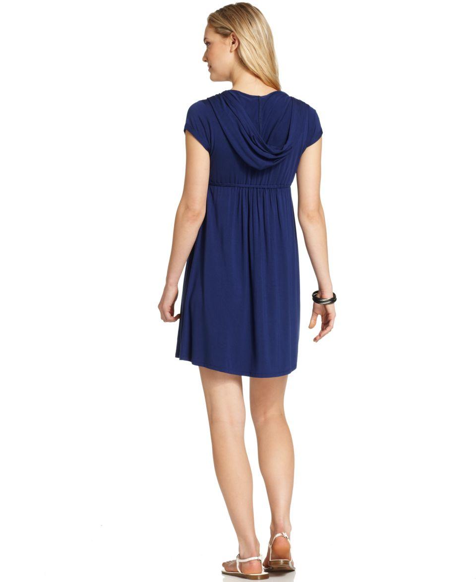 Original  Dress Sleeveless PolkaDot Print Swing  Dresses  Women  Macy39s