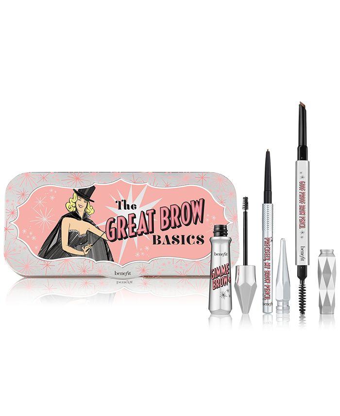 Benefit Cosmetics - 3-Pc. The Great Brow Basics Set