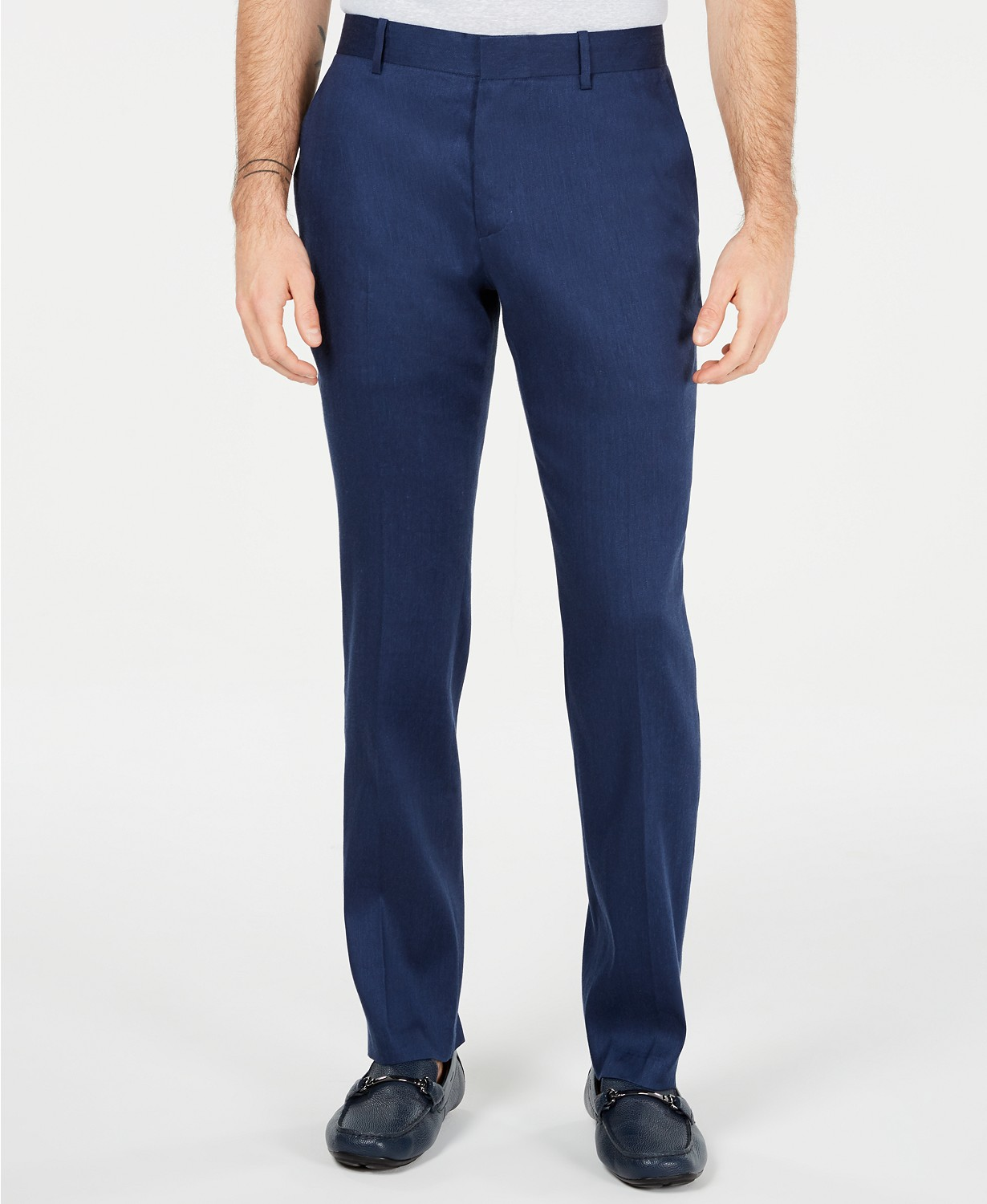 Alfani Men's Linen Pants