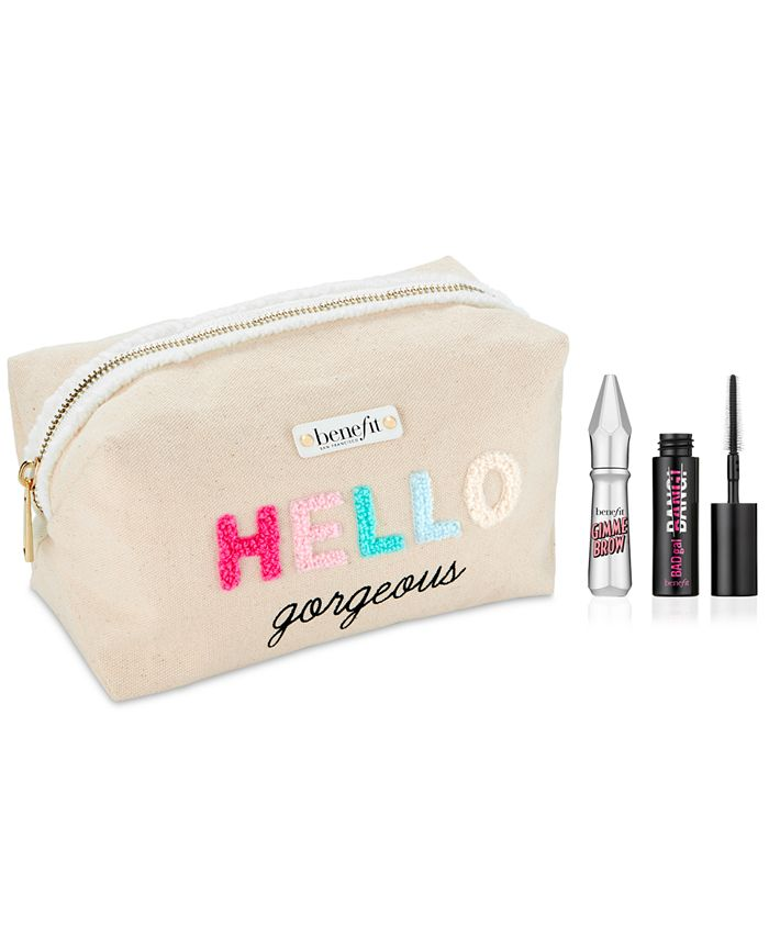 Trial Size 3 Pc Makeup Gift