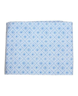 Blue Diamond Sheet Set, Queen
