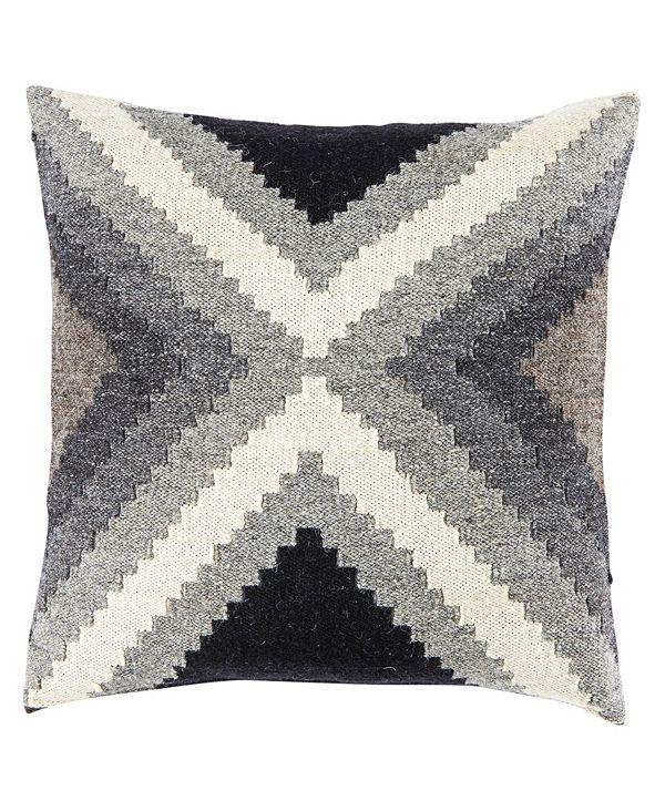 "Jaipur Living Terzan Geometric Throw Pillow 20"" Collection"